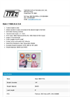 KWIK-FIT - Model 1060-A-6-S-A - Custom Field Cuttable Probes - Datasheet