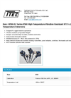 Model 8500-B - High Temperature Vibration Resistant RTDs - Datasheet