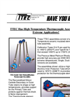 TTEC High Temperature Have you Heard - Brochure
