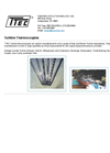 TTEC - Turbine Thermocouples - Datasheet