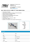 KWIK-FIT - Model 1060-J-24-SG-A-1 - Field Cuttable Probes - Datasheet