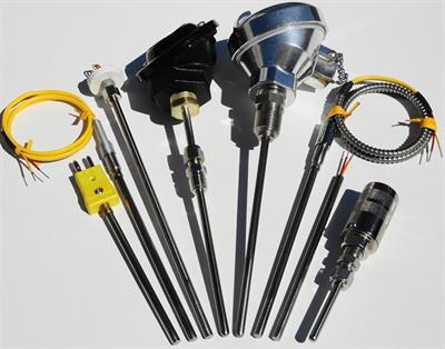 TECPAK - Model Series 1000 - Thermocouples