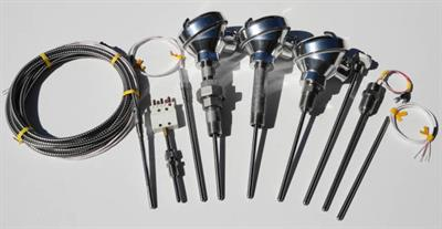 Model Series 8000 - Resistance Temperature Detectors