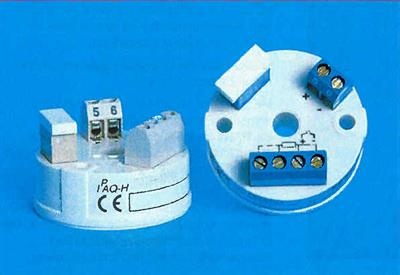 Model IPAQ-HX - Universal Intelligent 2-Wire In-Head Transmitter