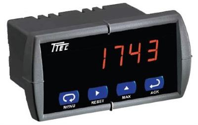 Model TT743-6R0-0 - Low-Cost Temperature Meters
