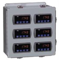 Model TTA2512 - Enclosures for Temperature Meters
