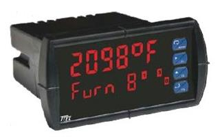 Model TT7000-7R2 - Dual-Line Temperature Meters