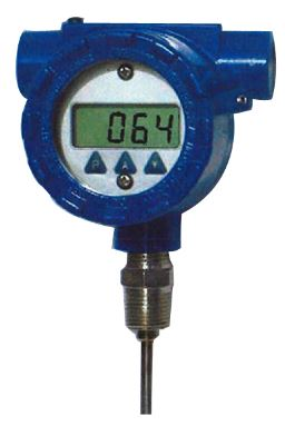 Attec - Model 8080KCT-AD-15 - Battery Operated Digital Temperature Indicator RTD Assembly