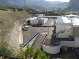 Odour Removal at Sewage Treatment Plants
