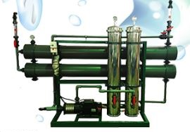Low Pressure Reverse Osmosis System