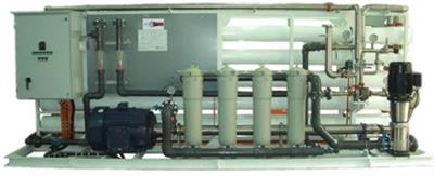 Sea Water Reverse Osmosis Membrane System (SWRO)
