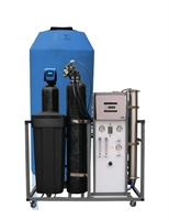 WECO - Model AP3600  - Turn-Key Reverse Osmosis Whole House/Light Commercial Water Purification System - 3,600 Gallons Per Day