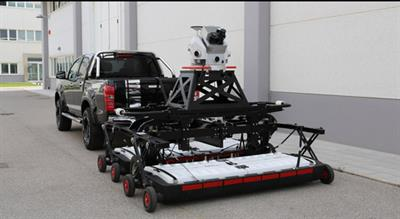 Pegasus - Stream - Model EM - Ground Penetrating Radar System