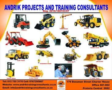 ANDRIK PROJECTS AND TRAINING CONSULTANTS