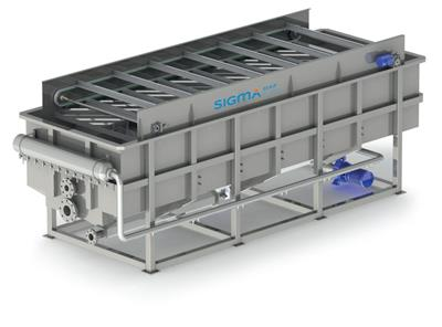 SIGMADAF - Model FPAC - Flotation System