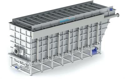 SIGMADAF - Model FPHF - Flotation System