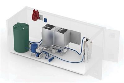 EST - Model RTS 3000 - Filtration Systems