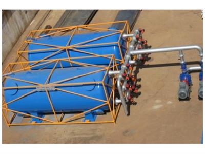 River Water Treatment Systems (Clarifier)