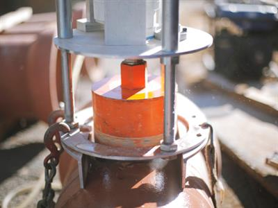 Core-N-Tap - Portable Drilling Machine