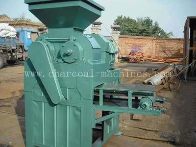 Zhengzhou Shuliy Machinery Co., Ltd - Model SLIII-1 - Sawdust Briquette machine