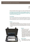 Atmos - Portable Data Logger for Leak and Theft Detection Brochure