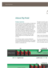 Atmos - Pig Point Detector Brochure