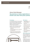 Atmos - Data Manager Software Brochure