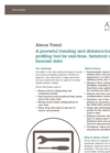 Atmos Trend - Comprehensive Data Charting and Trending Tool Brochure