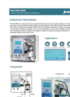 Pacon - Model 5000 - Online Water Hardness Analyzer Brochure