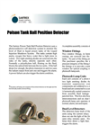Sartrex - Poison Tank Ball Position Detector Brochure