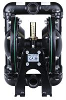 Dinoair - Model DA25 - Air Operated Double Diaphragm Pumps