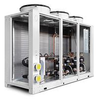 Hitema - Model CFT Series - Air-Cooled Liquid Chillers with Axial Fans
