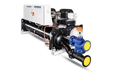 Hitema - Model AHW.875 - Water-Cooled Liquid Chiller