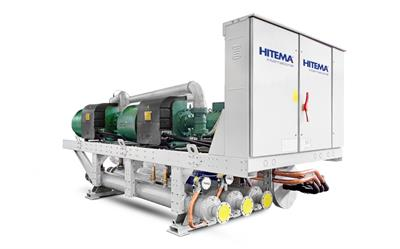 Hitema - Model EWB3.1900 - Water-Cooled Liquid Chiller