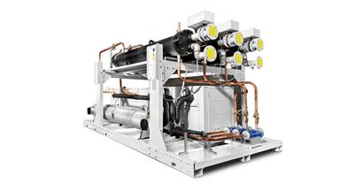 Hitema - Model ENW.700 - Water-Cooled Liquid Chiller