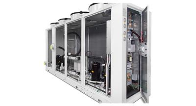 Hitema - Model ENRF.130 - Free-Cooling Chiller