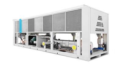Hitema - Model ECS.800 - Low Water Temperature Air-Cooled Chiller