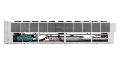 Hitema - Model EEF.1210 - Free-Cooling Chiller