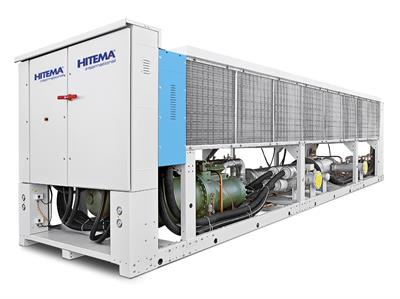 Hitema - Model EEF Series - Free-Cooling Liquid Chillers with Axial Fans