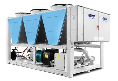 Hitema - Model ISV Series - Air-Cooled Liquid Chillers with Axial Fans