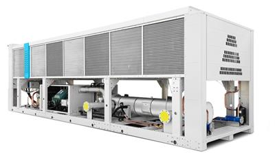 Hitema - Model NOVA Series - Air-Cooled Liquid Chillers with Axial Fans Cooling Capacity Range 283kW ? 2174kW
