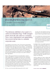 Environmental Data – A Valuable Corporate Asset Brochure