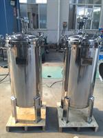 TT - Model Cartridge Filter machine - Cartridge Filter machine