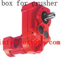 Grinding machine dedicated reducer