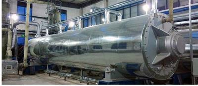 SafBon - Thin Film Sludge Dryer