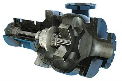 EDDY - 2-Inch Commercial Line Slurry Pump