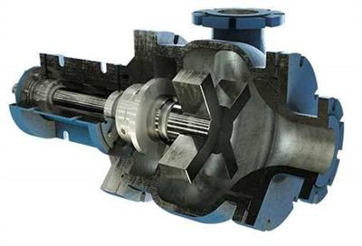 EDDY - 4-Inch Commercial Line Slurry Pump