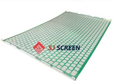 Derrick - Model FLC - SJ-PWP - 2000 - Shale Shaker Replacement Screens