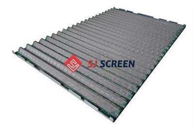 Derrick - Model FLC - SJ-PMD - 2000 - Shale Shaker Replacement Screens