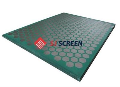 Brandt - Primary Shale Shaker Replacement Scalping Screens for Lower Deck